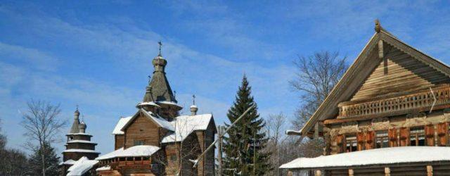 Масленица в музее Новгорода