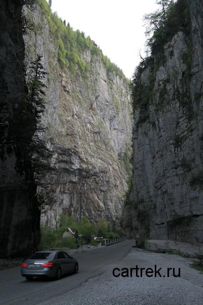 Ущелье Каменный мешок