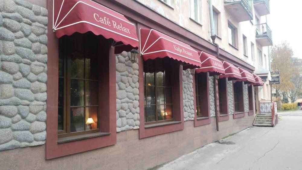 Кафе Релакс в Сортавала