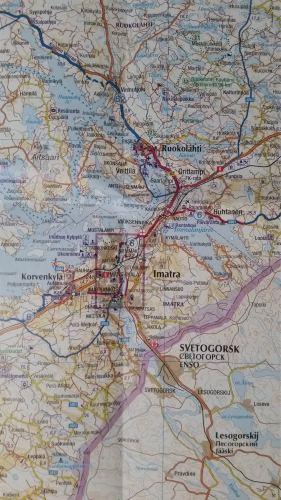 Велосипедные маршруты Финляндии