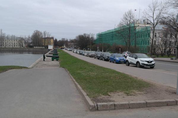 В Кронштадт на машине