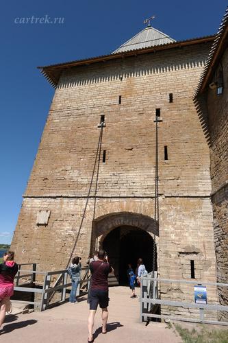 Государева башня