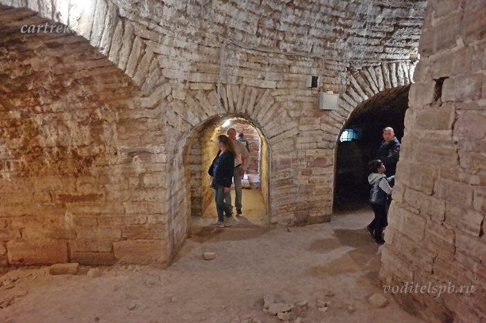 Внутри Королевской башни