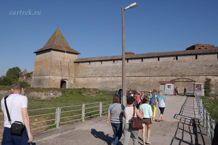 Билеты в крепость