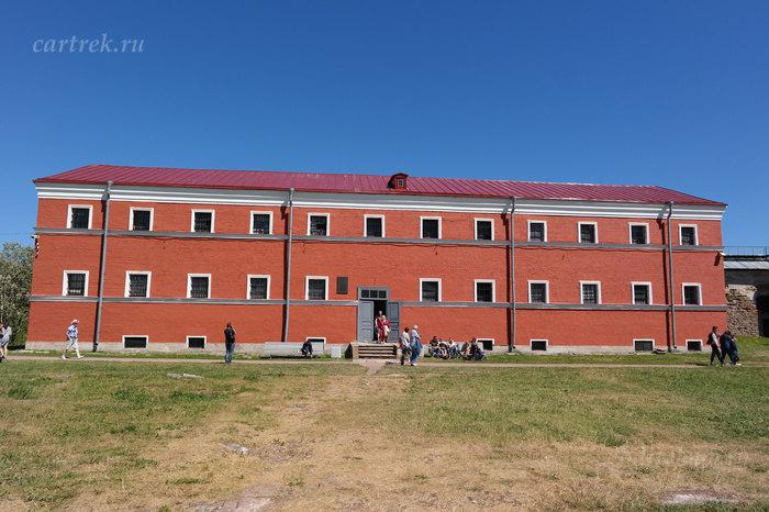 Здание Новой тюрьмы