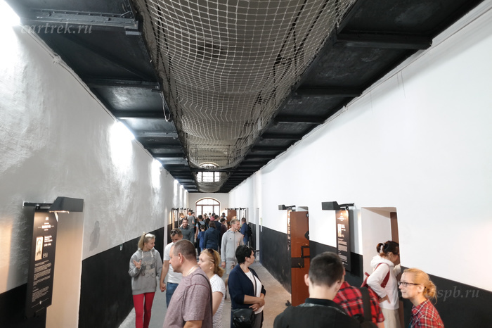 Коридор Новой тюрьмы