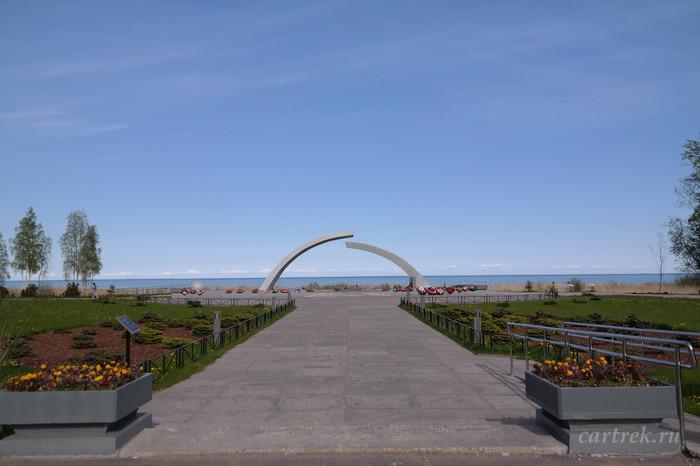 Мемориальный комплекс «Разорванное кольцо»