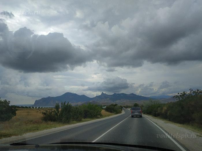 Дорога до Тихой бухты