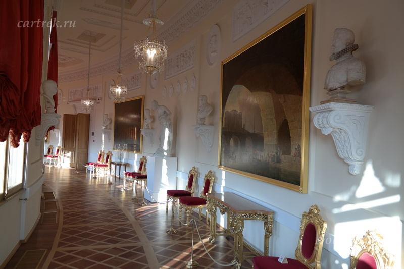 Гатчина дворец