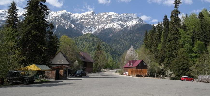 Где отдохнуть в Абхазии