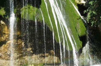 Как добраться до водопада Джур-Джур