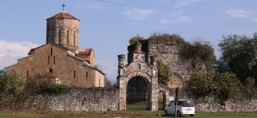 Моквский собор в Абхазии